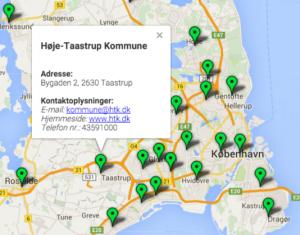 maps4marketing_googlekort_dk_kommuner_adresser